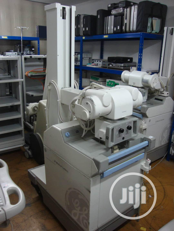 GE Amx-4 Plus