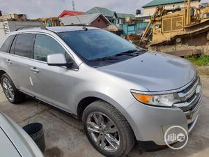 Ford Edge 2011 Silver | Cars for sale in Lagos State, Ajah