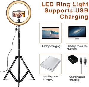 10inch/26cm Led Ring Light Selfie Ring Light Photography | Accessories & Supplies for Electronics for sale in Lagos State, Alimosho