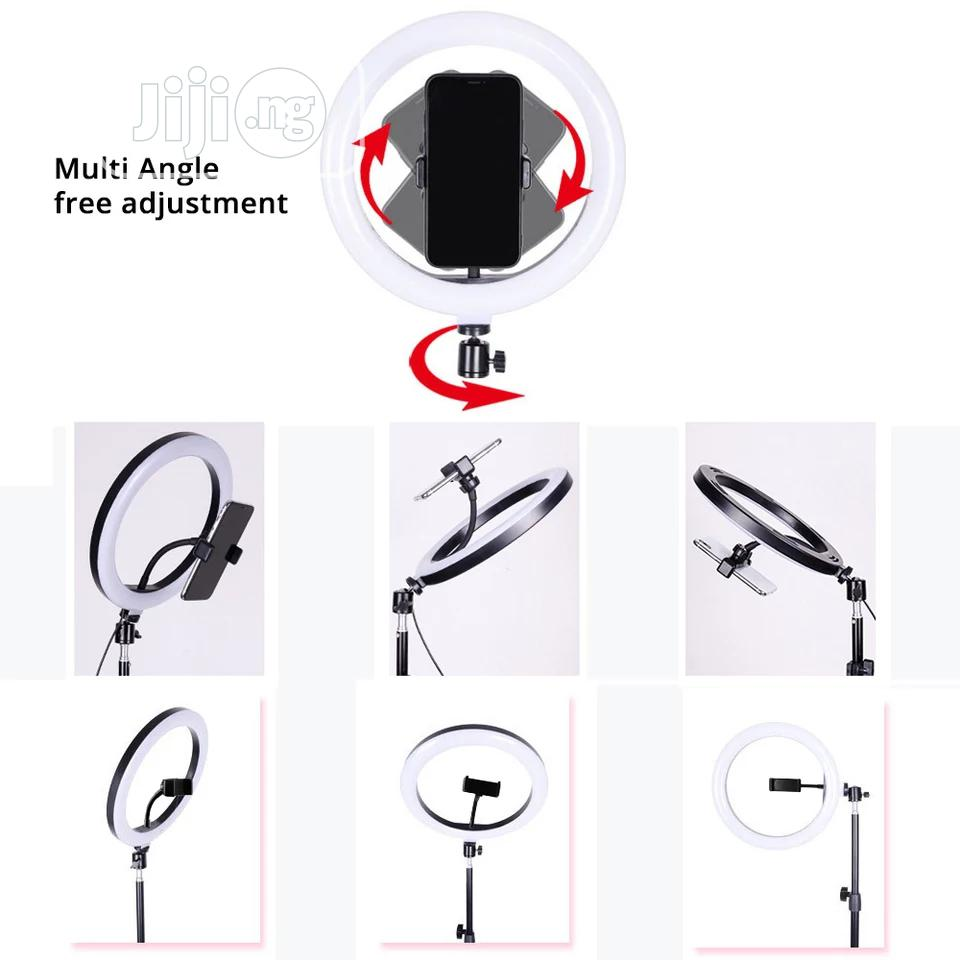 10inch/26cm Led Ring Light Selfie Ring Light Photography | Accessories & Supplies for Electronics for sale in Alimosho, Lagos State, Nigeria