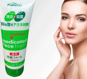 PHAMAACT Medicinal Anti-Acne Body Lotion Face Cleansing Foam   Skin Care for sale in Lagos State, Ojo