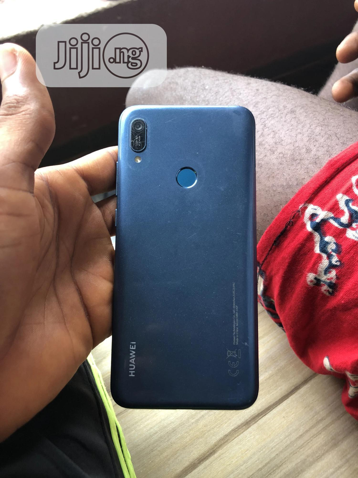 Huawei Y6 Prime 32 GB Blue | Mobile Phones for sale in Ojo, Lagos State, Nigeria