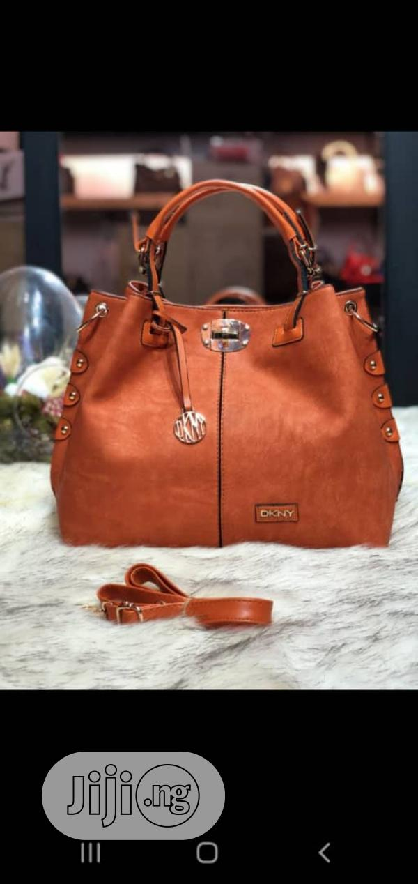 New Female Turkey Brown Leather Bags