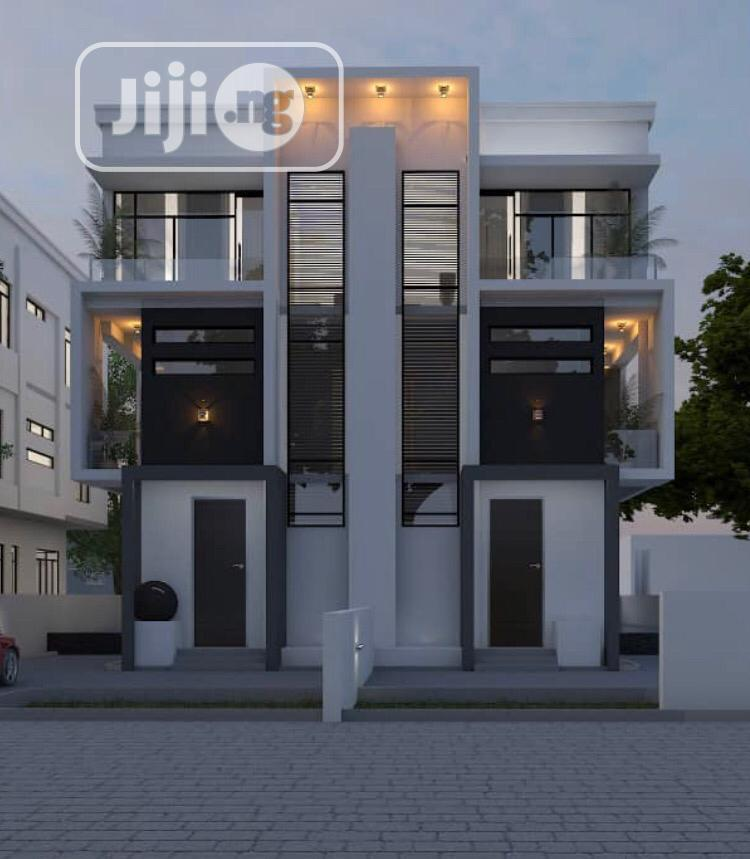 Brand New Fully Fitted 5 Bedroom Apartment With Bq
