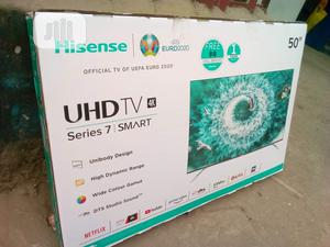 Brand New HISENSE (50K3220PW)50inches,4K, Smart, Wi-Fi,Tv | TV & DVD Equipment for sale in Lagos State, Ojo