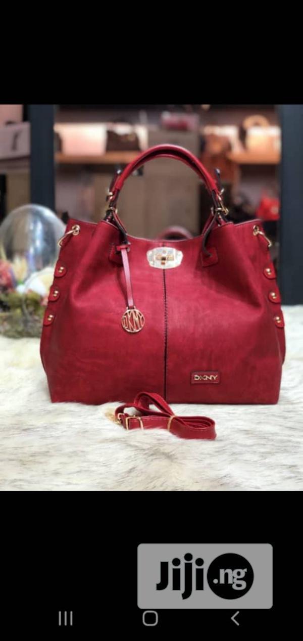 New Quality Female Turkey Red Bag