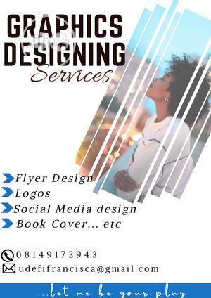 Graphics Design For Flyers, Logos Etc   Computer & IT Services for sale in Enugu State, Enugu