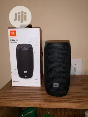JBL Link 10 - Voice Activated Portable Speaker   Audio & Music Equipment for sale in Lagos State, Ikeja