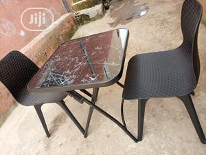 Super Quality Set of Restaurant/Coffee Table With 2 Chairs | Furniture for sale in Lagos State, Ojo