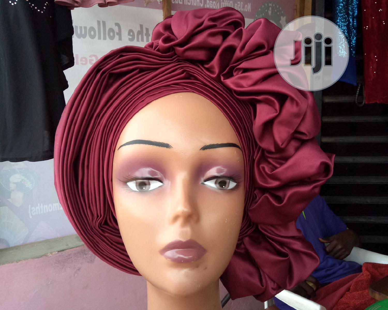 Beautiful Turban Or Gele