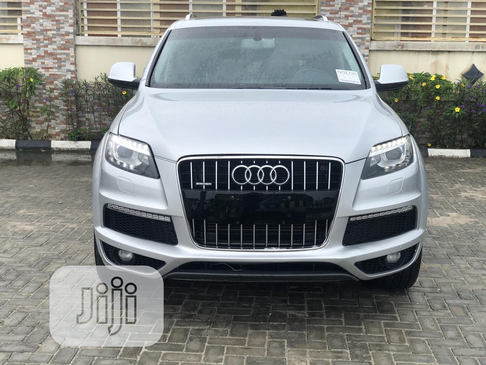 Archive: Audi Q7 2011 3.0T Premium Quattro Silver