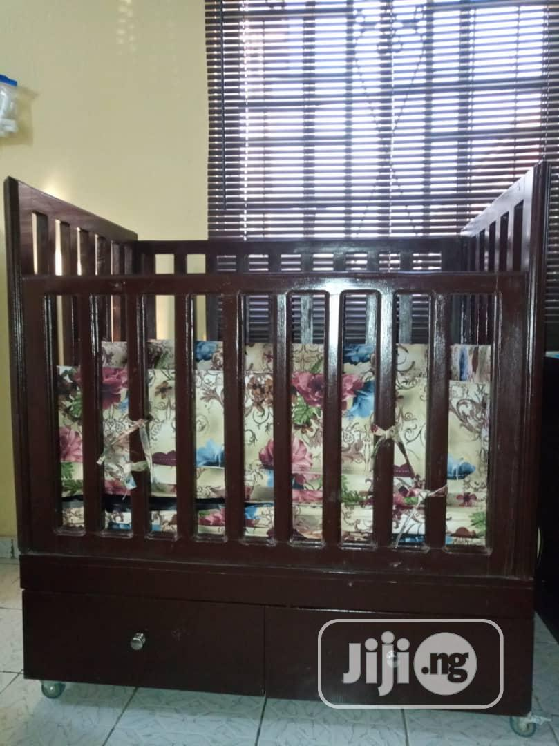 Archive: Classy Premium Baby Crib And Toddler Bed (Mattress Included)