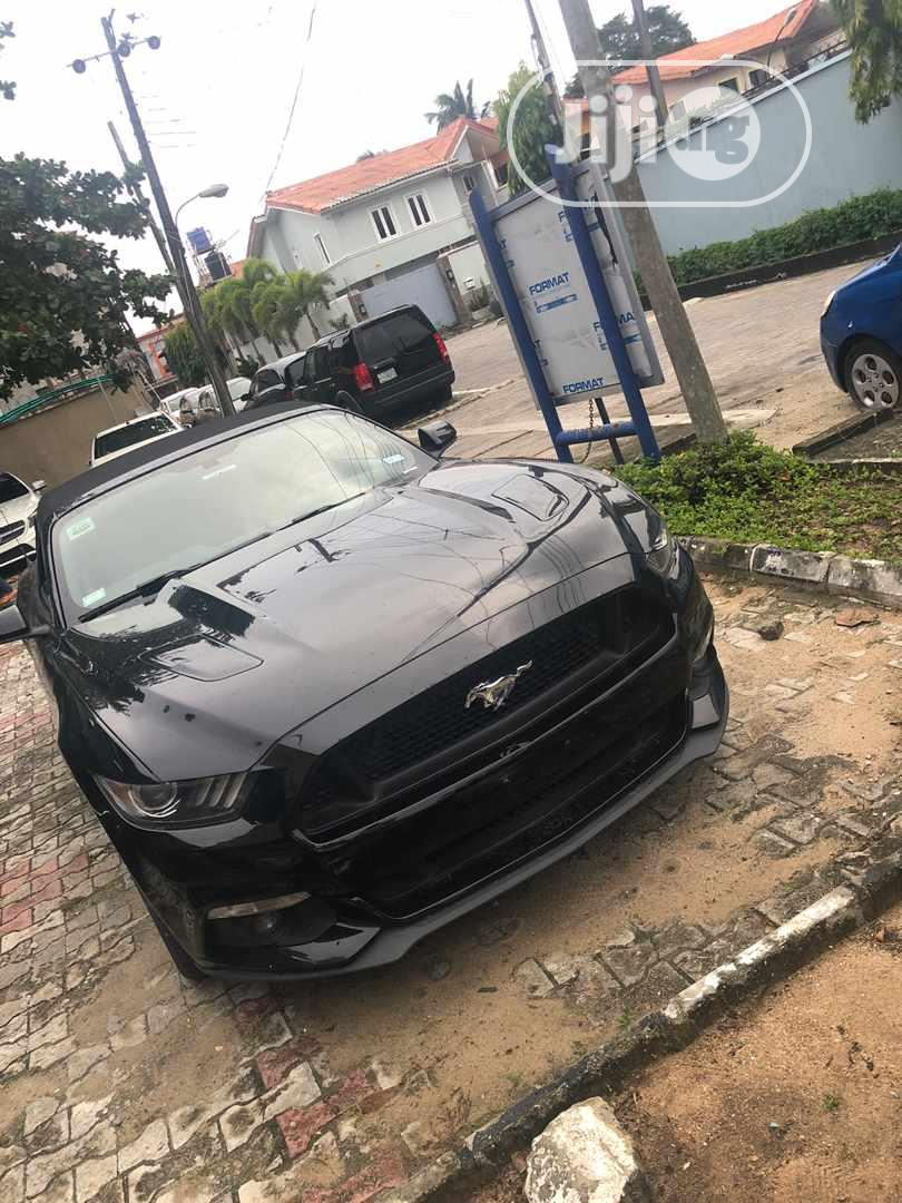 Ford Mustang 2015 Black | Cars for sale in Apapa, Lagos State, Nigeria