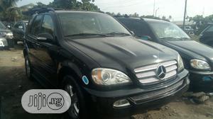 Mercedes-Benz M Class 2005 ML 350 Black   Cars for sale in Lagos State, Amuwo-Odofin