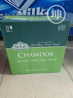 Chamdor White Grape Drink Carton   Meals & Drinks for sale in Lagos State, Surulere