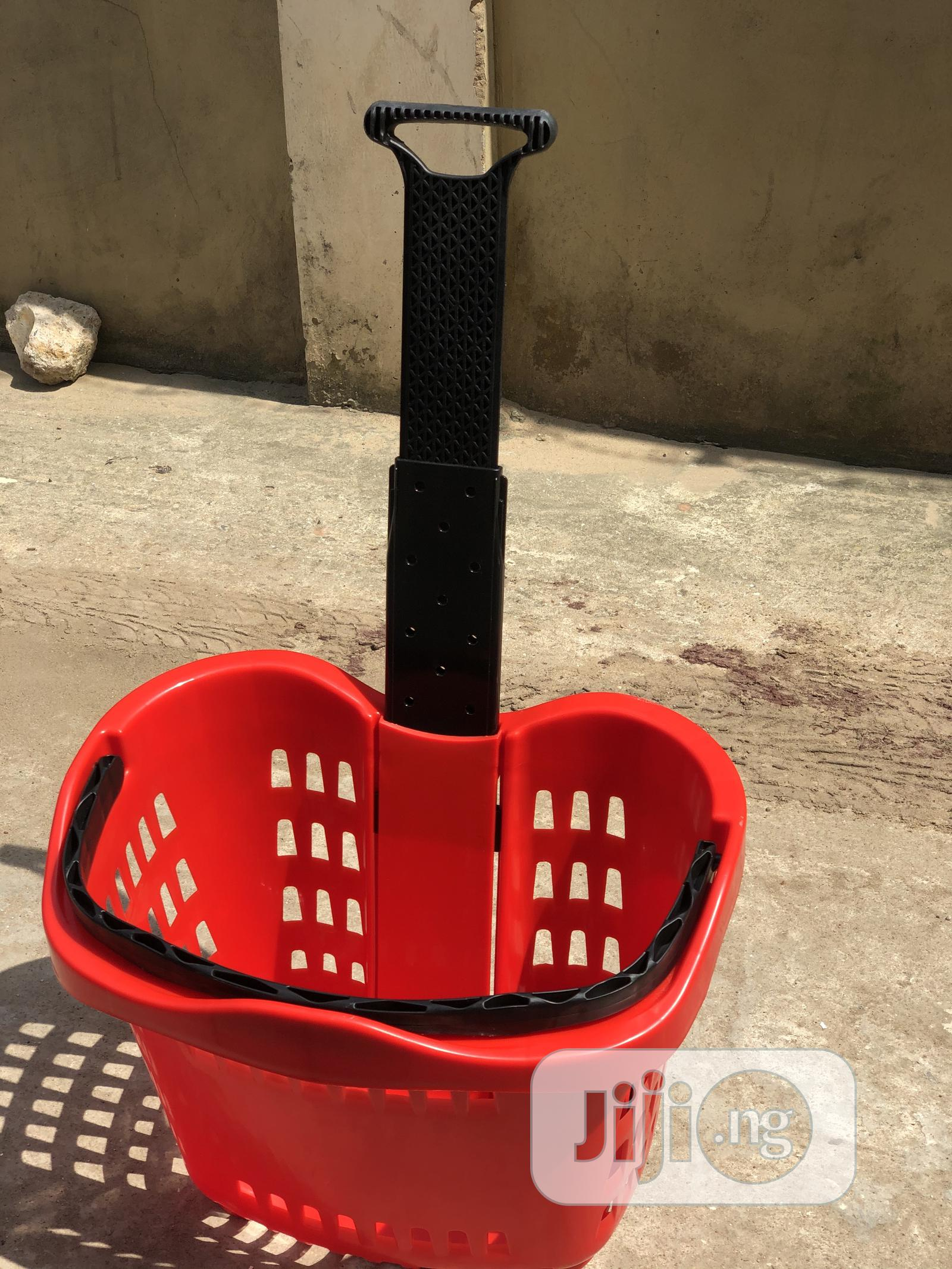 Archive: Plastic Trolley