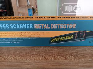 Super Scanner Metal Detector | Safetywear & Equipment for sale in Abuja (FCT) State, Gwarinpa