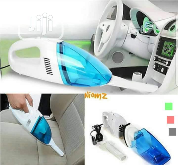 Car Vacuum Cleaner.