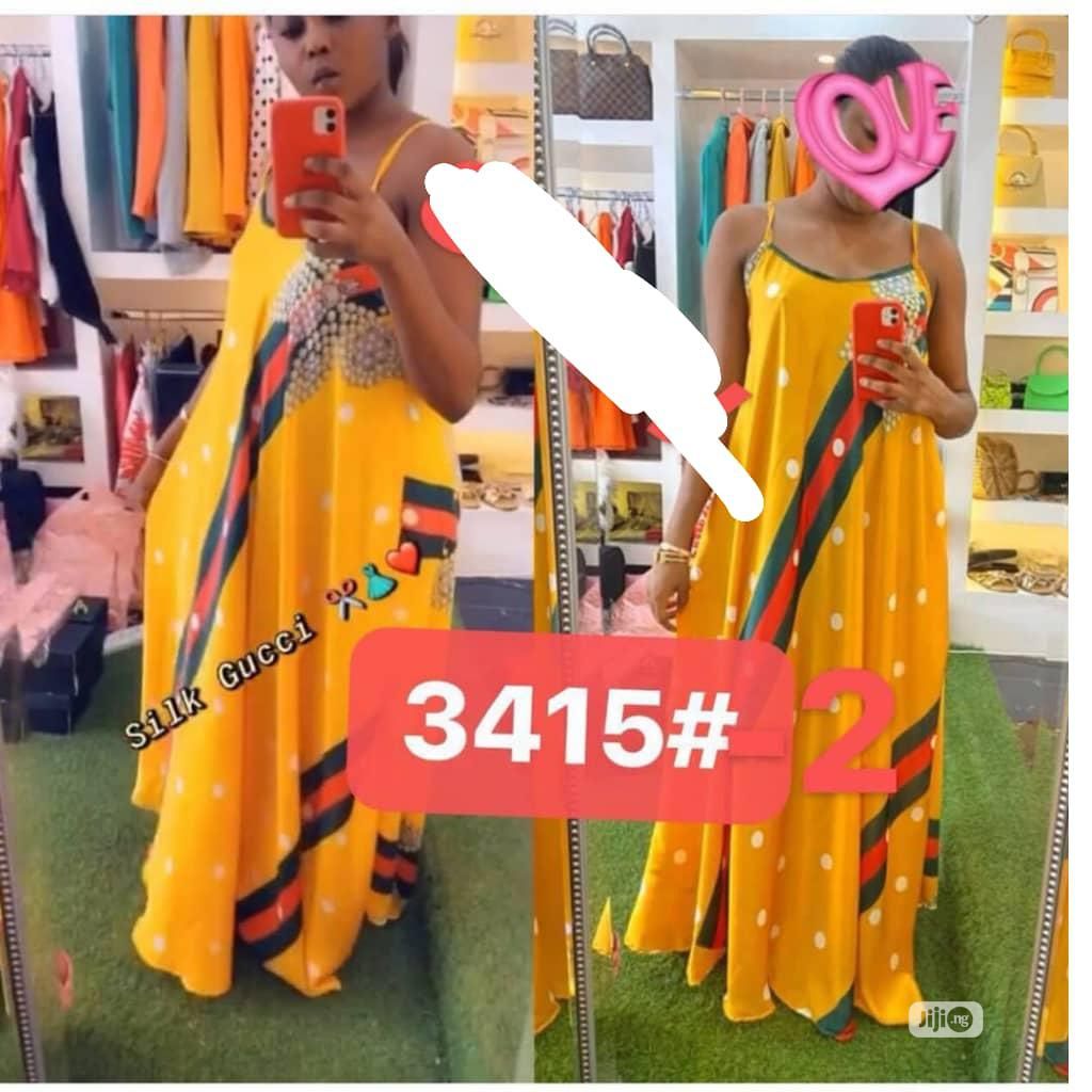 Beautiful Ladies Long Gown | Clothing for sale in Isolo, Lagos State, Nigeria