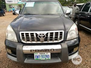 Toyota Land Cruiser Prado 2008 Black | Cars for sale in Abuja (FCT) State, Katampe