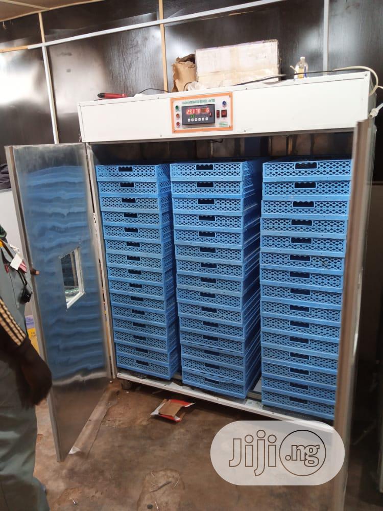 Incubator Automatic Can Use Gas Electricity | Farm Machinery & Equipment for sale in Kaduna / Kaduna State, Kaduna State, Nigeria