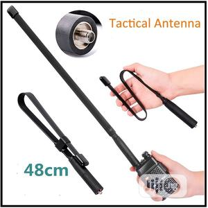 48CM Foldable Tactical Walkie Talkie Antenna | Accessories & Supplies for Electronics for sale in Lagos State, Ikeja