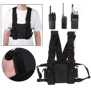 Tactical Walkie Talkie Carrier Pouch   Safetywear & Equipment for sale in Lagos State, Ikeja