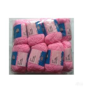 Knitting Yarn/Wool-pink-16 Pieces   Arts & Crafts for sale in Lagos State, Ojodu