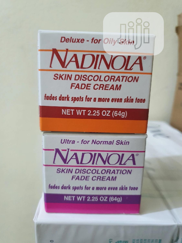 Nadinola Skin Discoloration Fade Cream X 1pc 64g