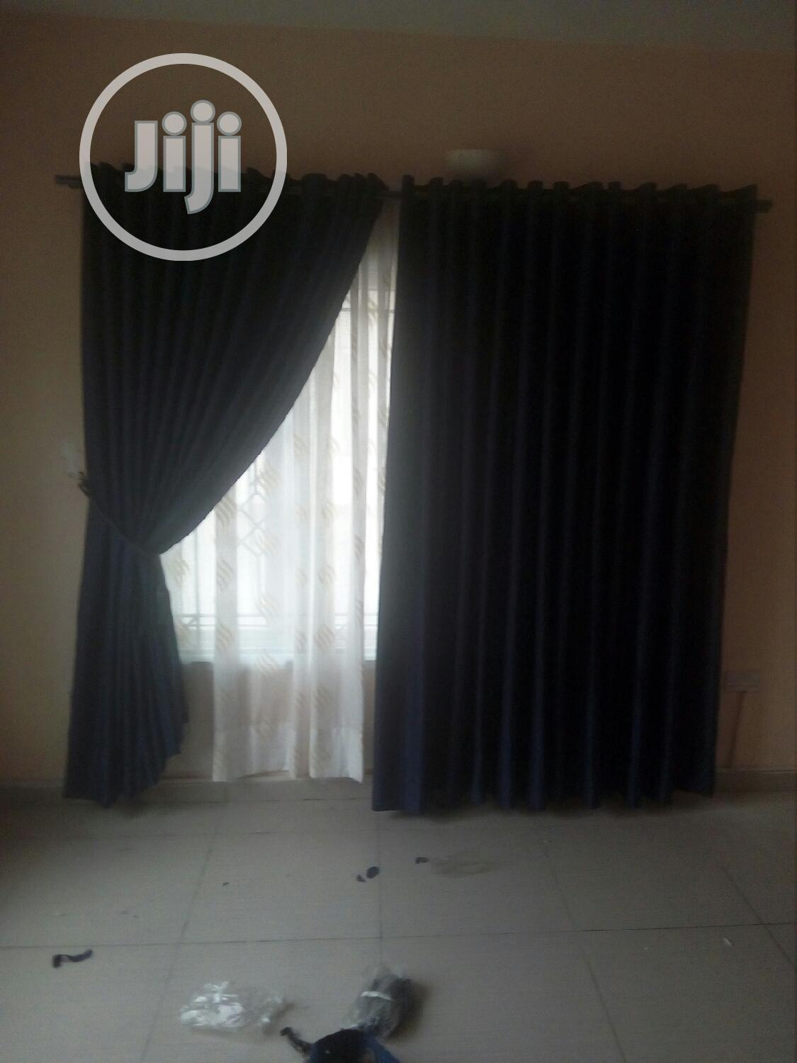 Quality Curtains for Your Homes and Office , | Home Accessories for sale in Surulere, Lagos State, Nigeria