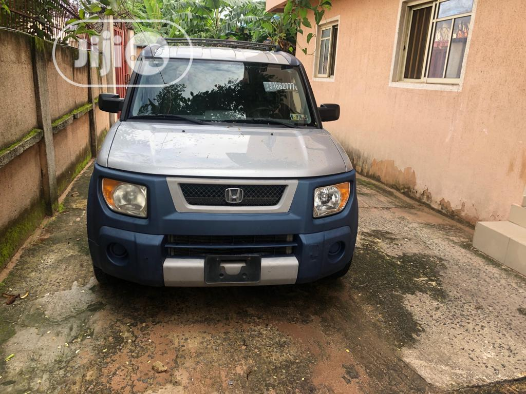 Honda Element 2006 EX 4WD Automatic Silver