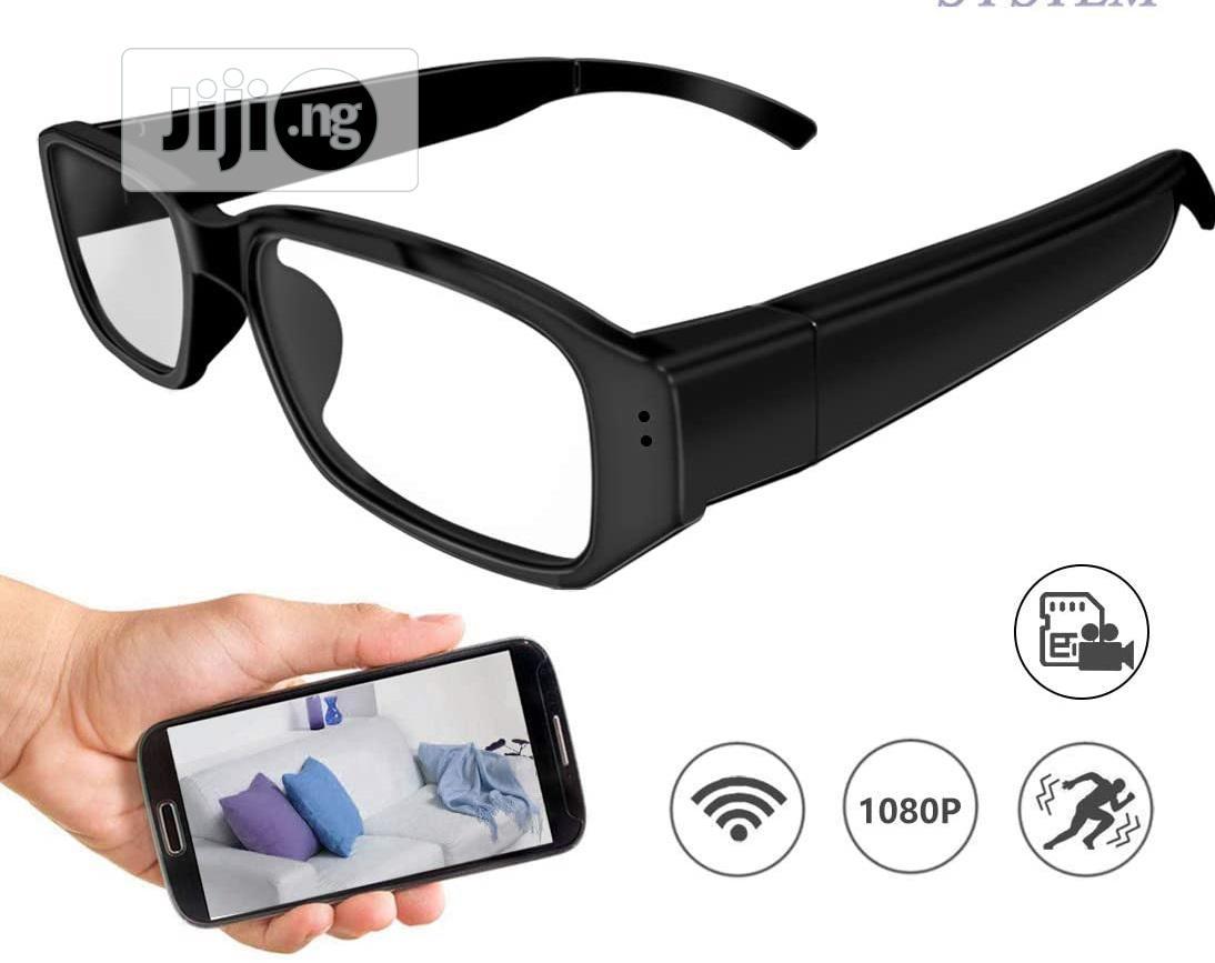 Spy Glass Camera, 1080P Spy With Hidden Camera. | Security & Surveillance for sale in Ikeja, Lagos State, Nigeria