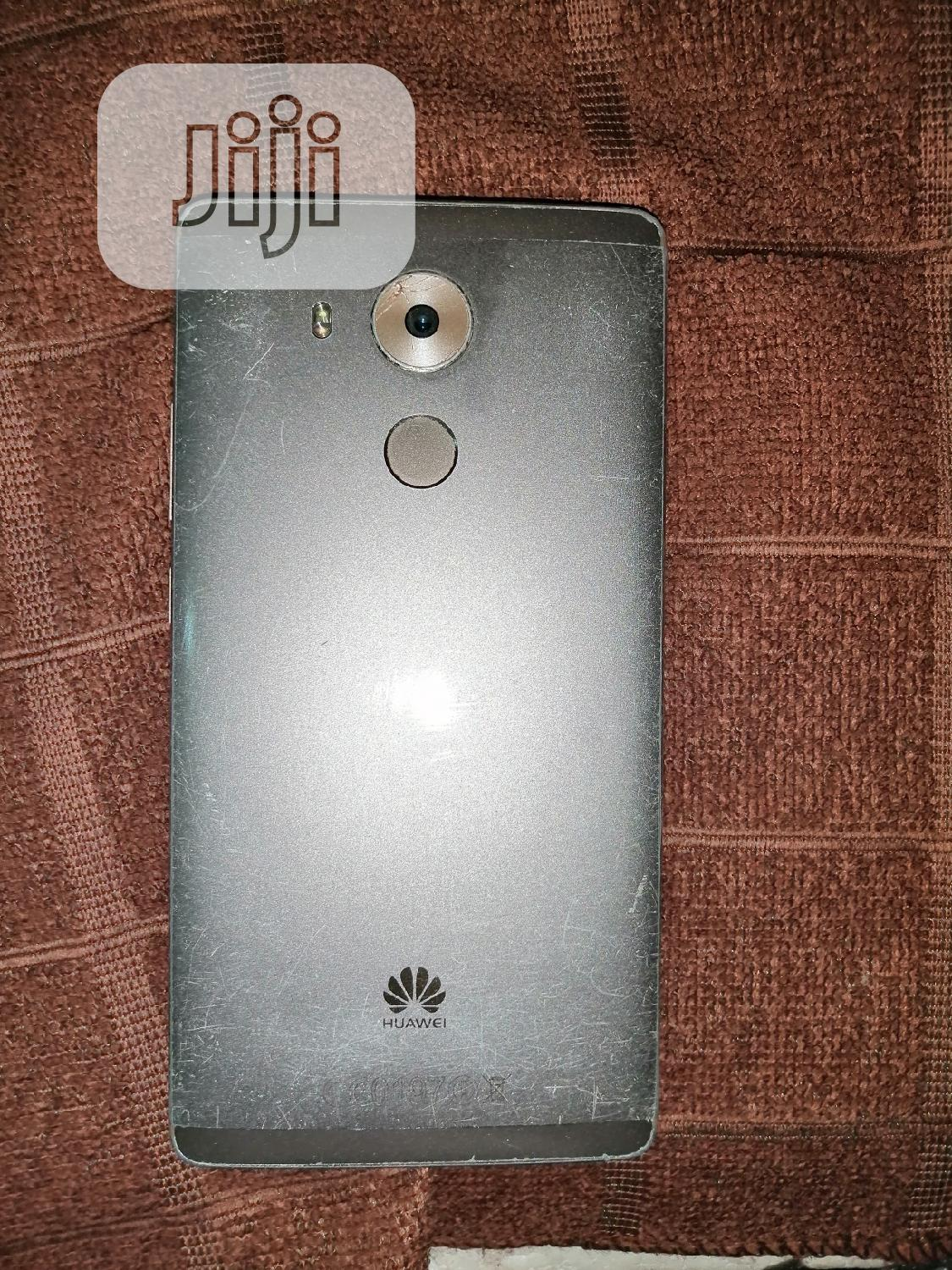 Archive: Huawei Mate 8 64 GB Gray
