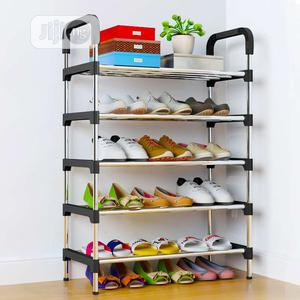 5 Steps Stainless Shoe Rack | Home Accessories for sale in Lagos State, Lagos Island (Eko)