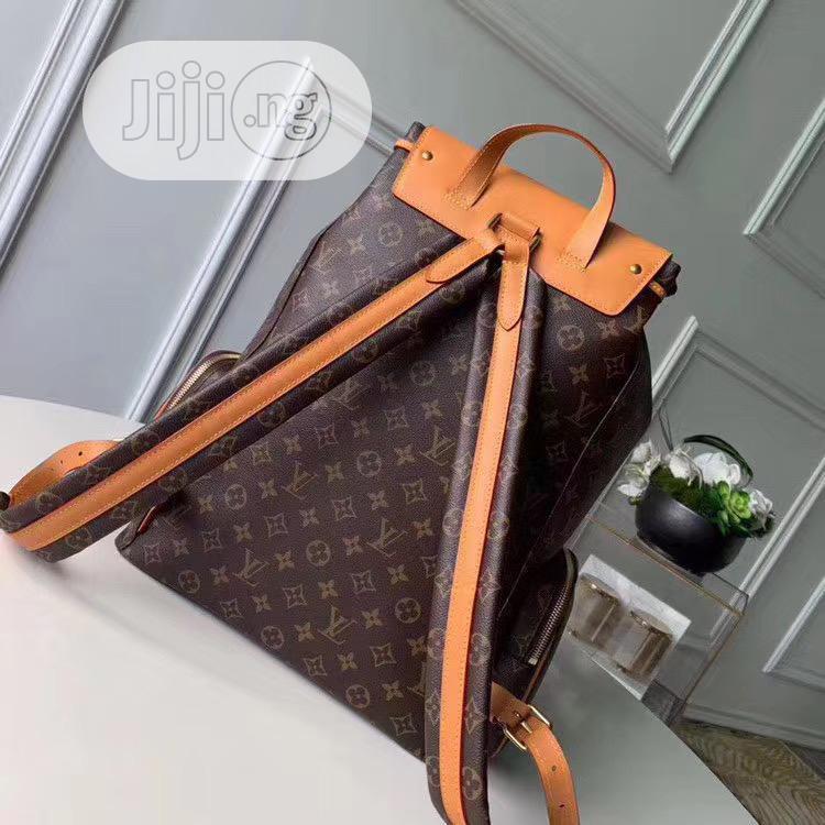 Louis Vuitton Designer Backpack | Bags for sale in Lagos Island (Eko), Lagos State, Nigeria