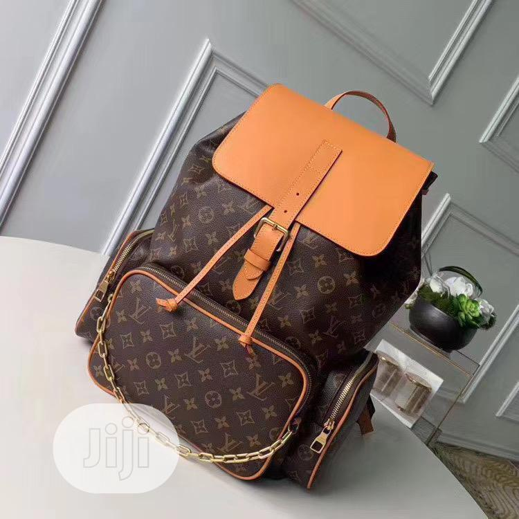 Louis Vuitton Designer Backpack