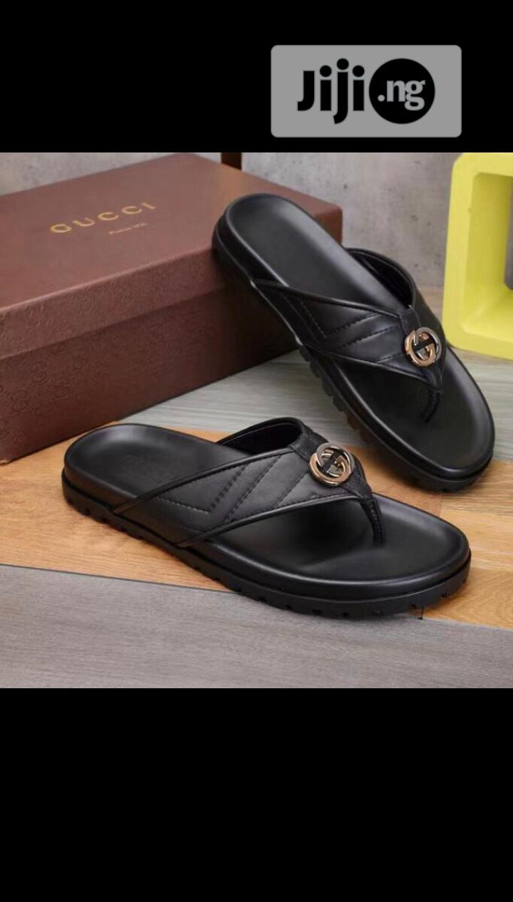 Archive: Gucci Slippers in Yaba - Shoes