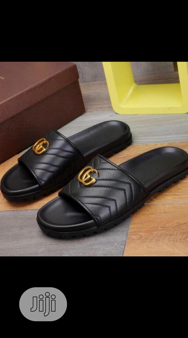 Archive Gucci Slippers In Yaba Shoes Arab Collections Jiji Ng