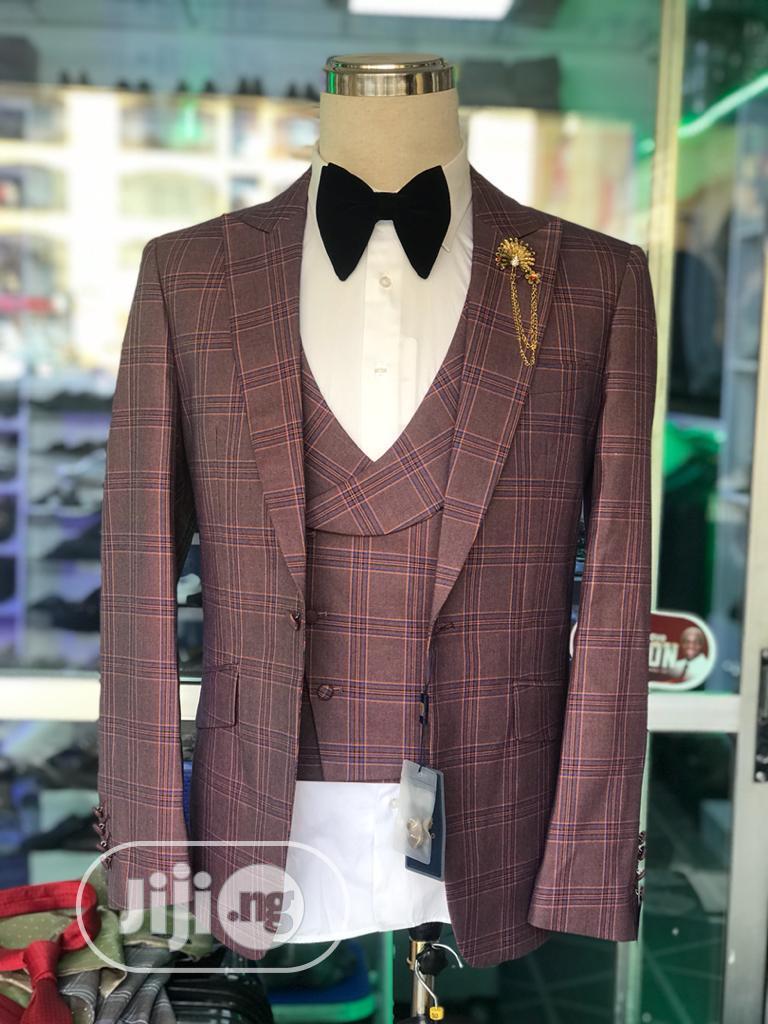 Nice Italian Suits