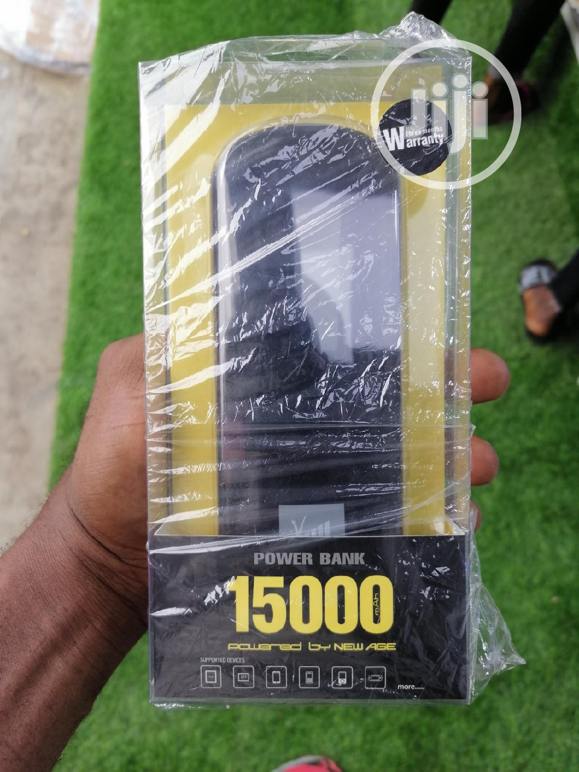 New Age Original 150000MAH Power Bank | Accessories for Mobile Phones & Tablets for sale in Ikeja, Lagos State, Nigeria