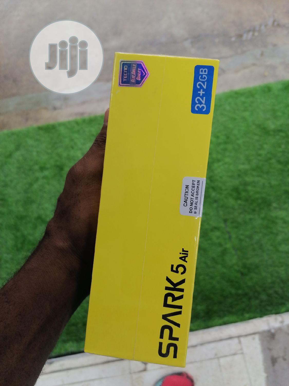 New Tecno Spark 5 Air 32 GB Black   Mobile Phones for sale in Ikeja, Lagos State, Nigeria