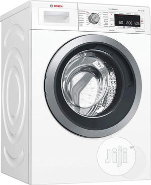 Bosch Serie 8 WAW285W5 8kg Washing Machine | Home Appliances for sale in Lagos State, Ojo