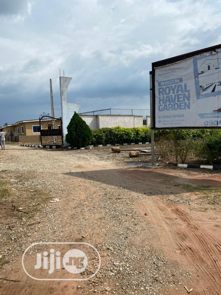 Beautiful And Affordable Land At Mowe-ofada | Land & Plots For Sale for sale in Sagamu, Ogun State, Nigeria