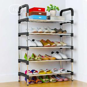 5 Steps Shoe Rack | Furniture for sale in Lagos State, Ojodu