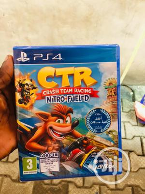 Ps4 Crash Team Racing Nitro Fueled   Video Games for sale in Lagos State, Ikeja