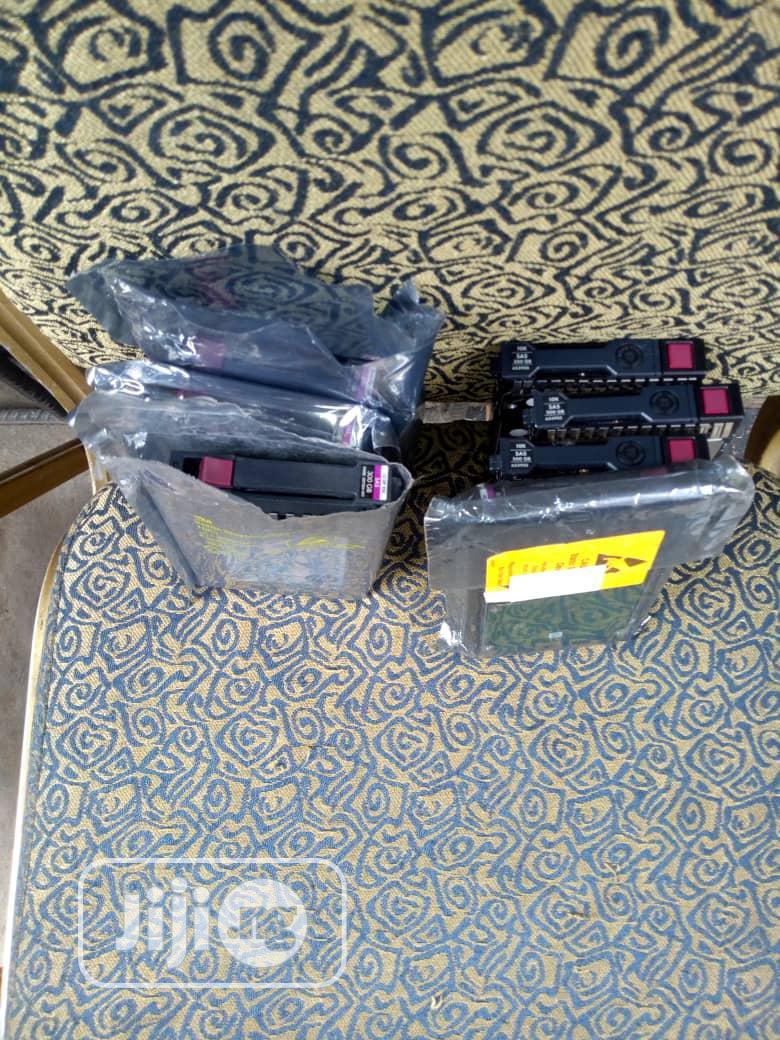 2.5 Sas Harddrive 1tb 900gb 600gb, 500gb, 300gb | Computer Hardware for sale in Ikeja, Lagos State, Nigeria