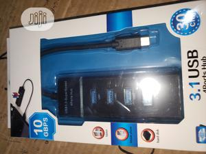 3.1 USB 4port Hub   Accessories & Supplies for Electronics for sale in Lagos State