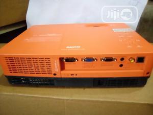 Wide Image Sanyo Projector   TV & DVD Equipment for sale in Kogi State, Kogi LGA