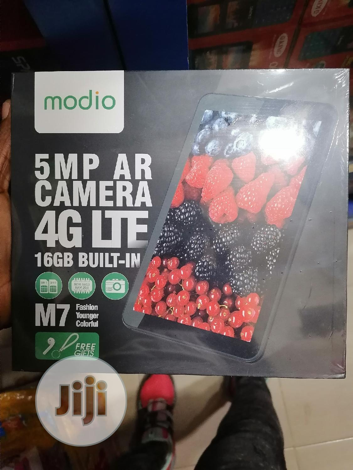 Archive: New Modio M7 16 GB Pink