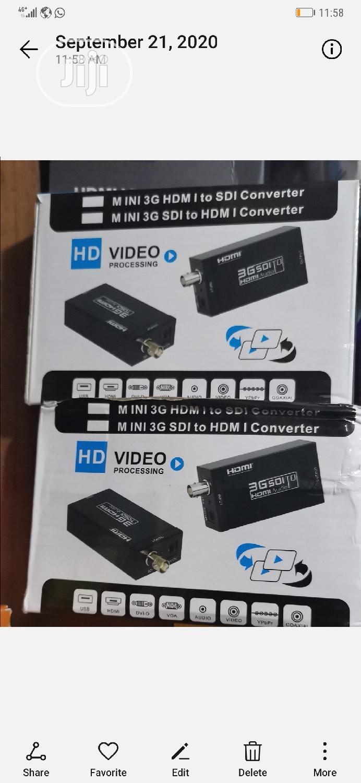 Archive: Mini Hdmi To Sdi Converter
